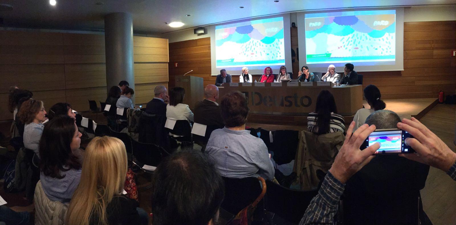 InnOrbita participa en un encuentro en Bilbao para analizar el futuro de la orientación laboral
