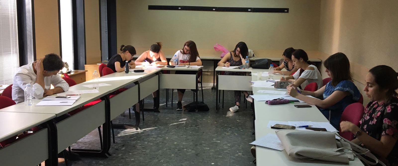 InnOrbita imparte un taller de competencias en la Complutense