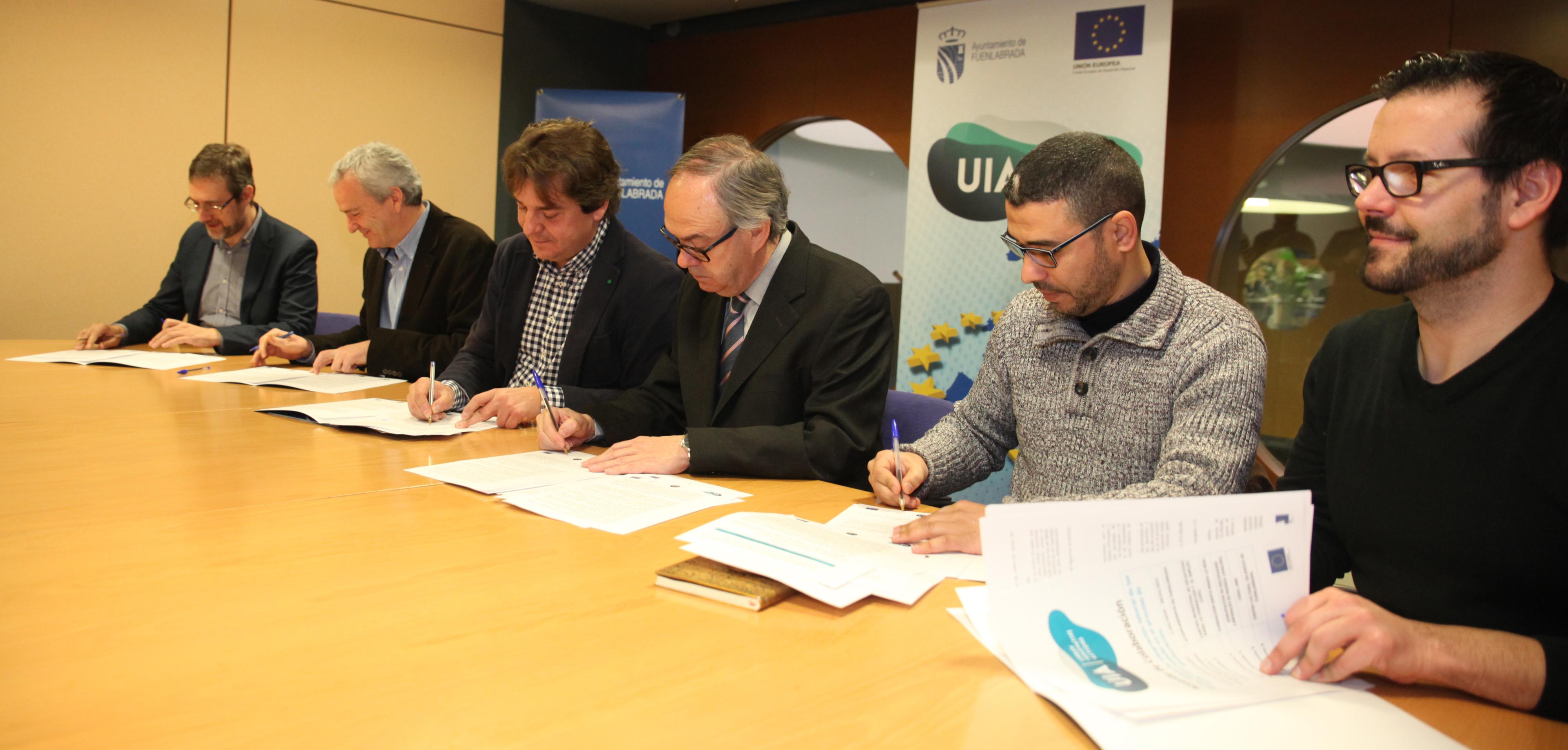 Nuevo proyecto europeo de empleo en Fuenlabrada