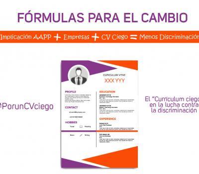"""Campaña por el """"Currículum Ciego"""""""