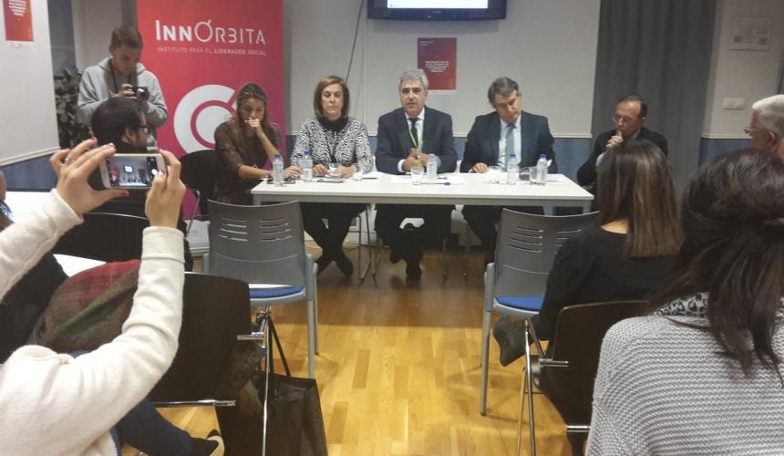 Despega InnÓrbita: el instituto para el Liderazgo Social de Fundación Santa María la Real