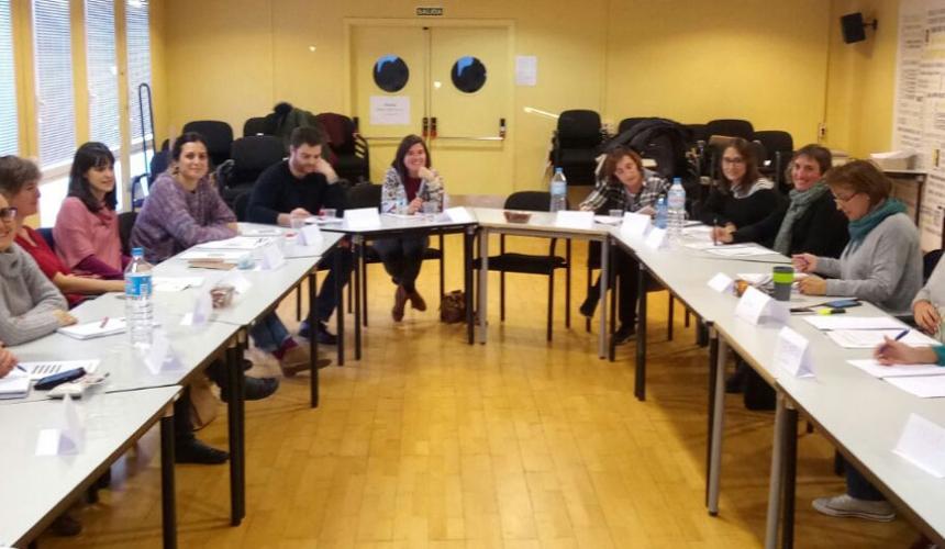 InnÓrbita imparte un taller de coaching laboral en CEAR