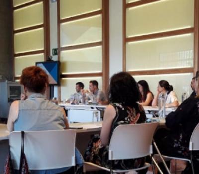 Nuevo taller de InnÓrbita para proyecto Momentum de BBVA