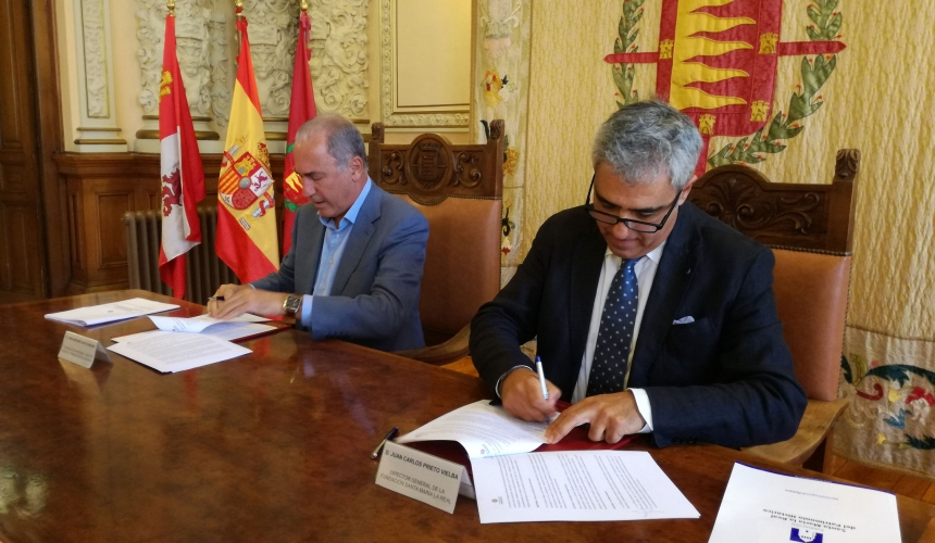 Valladolid contará con la primera Lanzadera Sectorial del país